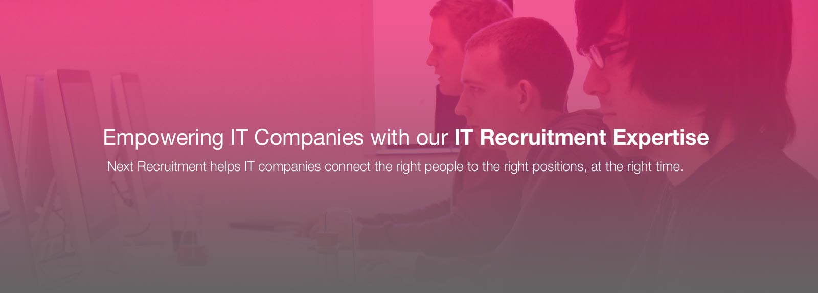 it recruitment agency bulgaria